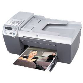 HP OFFICEJET 5505 PRINTER
