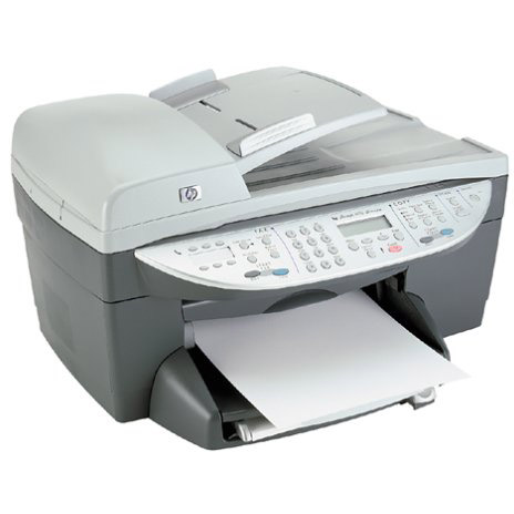 HP OFFICEJET 6110XI PRINTER