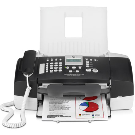 HP OFFICEJET J3600 PRINTER