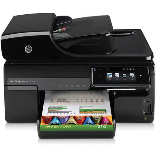 HP OFFICEJET PRO 8500A PRINTER
