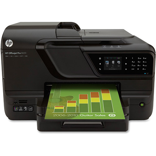 HP OFFICEJET PRO 8600 E AIO PRINTER