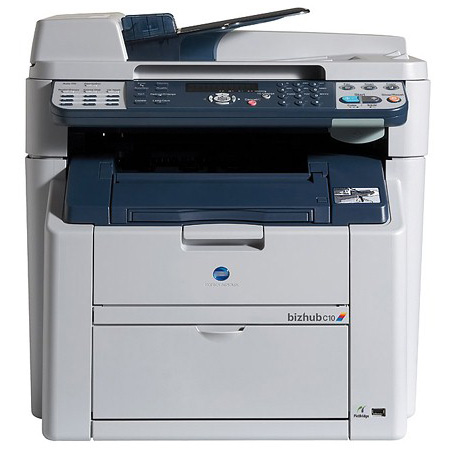 KONICA BIZHUB C10 PRINTER