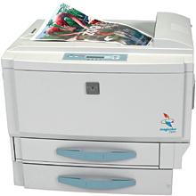 KONICA MAGICOLOR 7300W PRINTER
