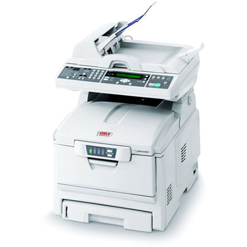 OKIDATA OKI C5510N MFP PRINTER
