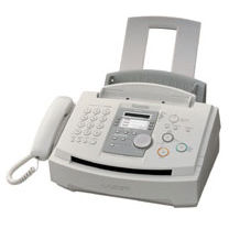 PANASONIC KX FL502 PRINTER